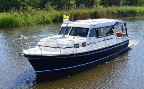 Excellent 1000 Hybrid, Motorjacht for sale by De Boarnstream International Motoryachts