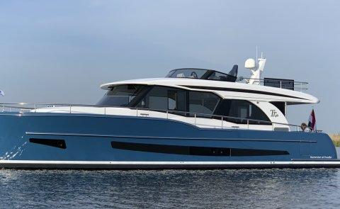 Boarncruiser 46 Traveller, Motor Yacht for sale by De Boarnstream International Motoryachts