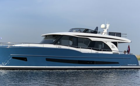Boarncruiser 46 Traveller, Motoryacht for sale by Boarnstream Yachting