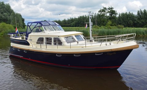 Aqaunaut Privilege 1350 AK, Motorjacht for sale by De Boarnstream International Motoryachts