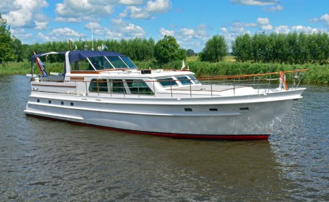 Super Van Craft 15.20, Motor Yacht for sale by Boarnstream Yachting