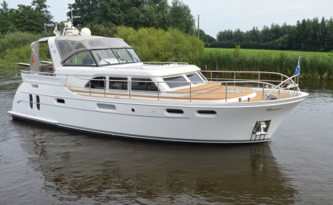 Boarncruiser 42 Retro Line - Aft Cabin, Motoryacht for sale by Boarnstream Yachting