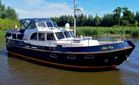Boarncruiser 43 Classic Line, Motoryacht for sale by Boarnstream Yachting