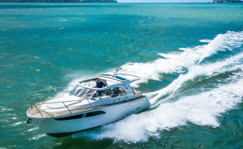 Marex 310 Sun Cruiser, Motorjacht for sale by Boarnstream Yachting