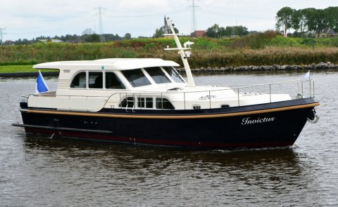 Linssen 470 Grand Sturdy Sedan Wheelhouse, Motorjacht for sale by Boarnstream Yachting
