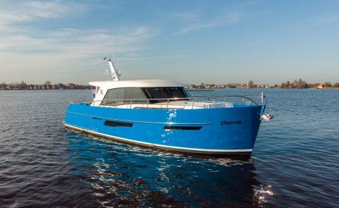 Super Lauwersmeer Discovery 47 OC, Motor Yacht for sale by Boarnstream Yachting