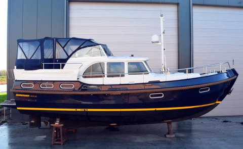 Boarncruiser 40 Classic Line, Motoryacht for sale by Boarnstream Yachting