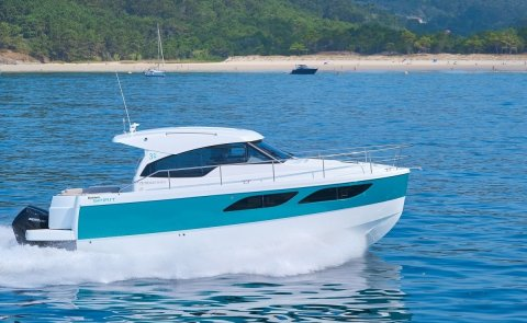 Rodman Spirit 31 HT - Outboard, Motorjacht for sale by Boarnstream Yachting