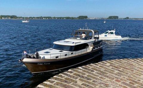 Jetten 44 AC, Motoryacht for sale by Boarnstream Yachting