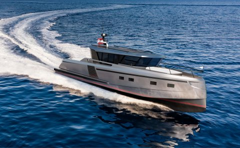 BIC Aluminium 48C, Motor Yacht for sale by Boarnstream Yachting