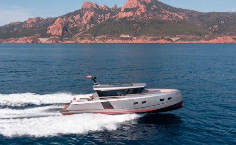 BIC Aluminium GLACIER 48, Motoryacht for sale by Boarnstream Yachting