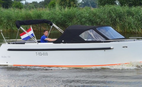 Maxima 730, Tender for sale by Boarnstream Yachting