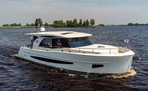 Boarncruiser 1280 Elegance - Sedan - Long Top, Motoryacht for sale by Boarnstream Yachting