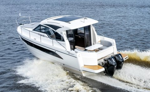 Rodman Spirit 31 HT - Outboard, Motor Yacht for sale by Boarnstream Yachting