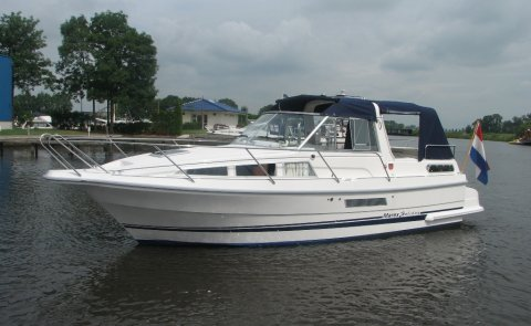 Marex 280 Holiday, Motorjacht for sale by De Boarnstream International Motoryachts