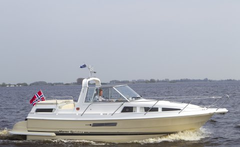 Marex 280 Holiday, Motor Yacht for sale by Boarnstream Yachting