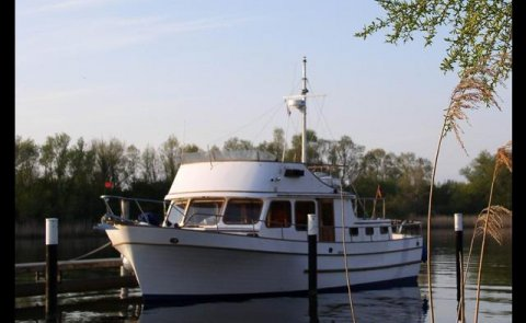 Eurobanker Trawler 38, Motor Yacht for sale by Boarnstream Yachting