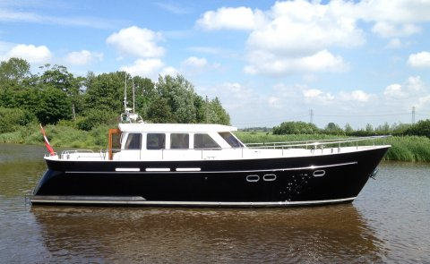 Patrouille 1200, Motorjacht for sale by De Boarnstream International Motoryachts