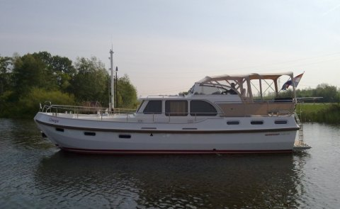 Boarncruiser 46 Classic Line, Motorjacht for sale by De Boarnstream International Motoryachts