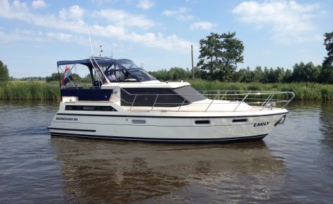 Boarncruiser 365 New Line, Motor Yacht for sale by Boarnstream Yachting