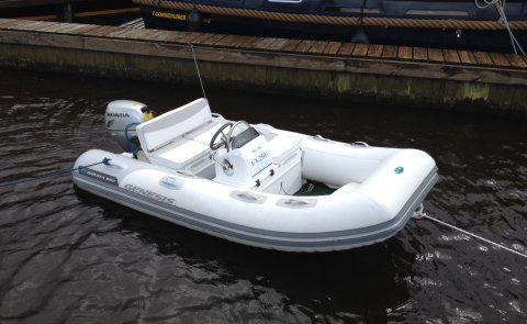 Walker Bay Genesis 310, RIB and inflatable boat for sale by Boarnstream Yachting
