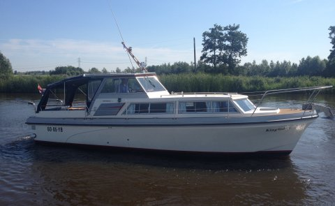Princess 32, Motorjacht for sale by De Boarnstream International Motoryachts