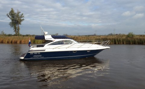 Marex 350 Cabriolet Cruiser, Motor Yacht for sale by Boarnstream Yachting