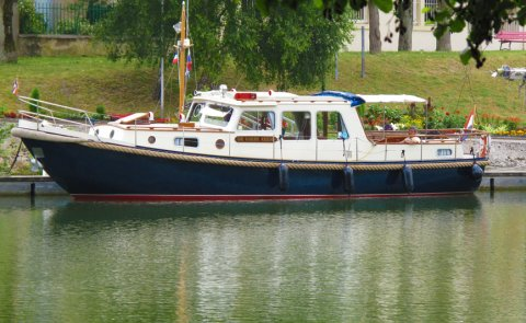 Valkvlet 11.90 OK/AK, Motorjacht for sale by De Boarnstream International Motoryachts
