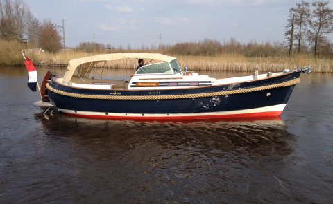 Van Wijk 1030 (snelvarend), Motor Yacht for sale by Boarnstream Yachting