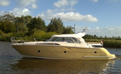 Marex 370 Aft Cabin Cruiser, Motorjacht for sale by De Boarnstream International Motoryachts