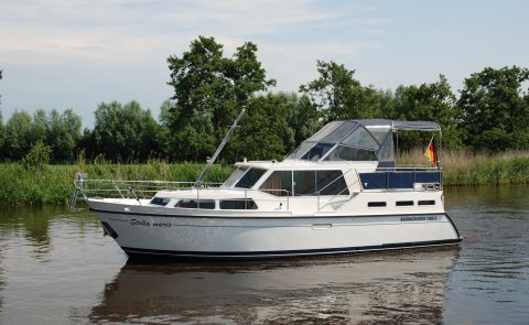 Boarncruiser 1000 S, Motor Yacht for sale by Boarnstream Yachting