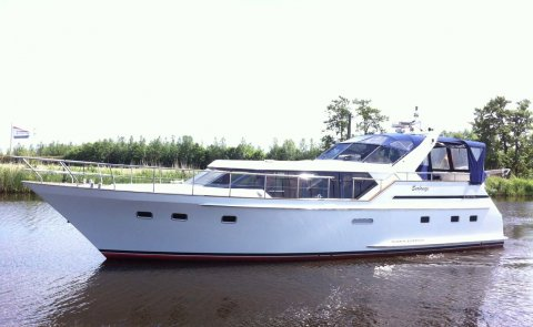 Mulder 48 Futura Favorite Superieur, Motor Yacht for sale by Boarnstream Yachting