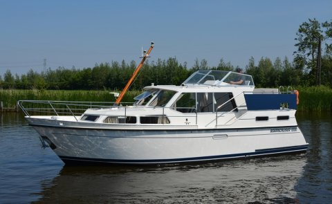 Boarncruiser 1000, Motorjacht for sale by De Boarnstream International Motoryachts