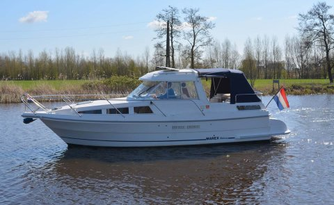 Marex 280 Holiday HT, Motorjacht for sale by De Boarnstream International Motoryachts
