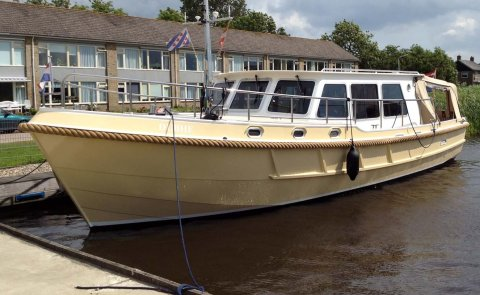 Barkas (Bouma) 11.50 OK, Motor Yacht for sale by Boarnstream Yachting
