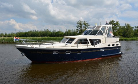 Pedro Solano 38, Motorjacht for sale by De Boarnstream International Motoryachts