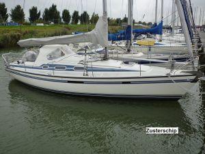 Dehler 35 CWS, Zeiljacht Dehler 35 CWS for sale by Bootverkopers.nl