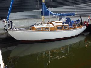 Trintella 1 A, Zeiljacht Trintella 1 A for sale by Bootverkopers.nl