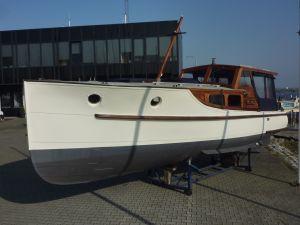 Langenberg Bakdekkruiser 9,95 Meter, Klassiek/traditioneel motorjacht Langenberg Bakdekkruiser 9,95 Meter for sale by Bootverkopers.nl