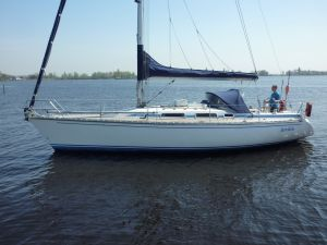 Impala 36, Zeiljacht Impala 36 for sale by Bootverkopers.nl