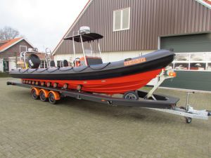 XS 850 Offshore Rib, RIB en opblaasboot XS 850 Offshore Rib for sale by Bootverkopers.nl
