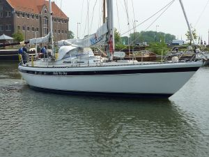 Carena 40 Ketch, Zeiljacht Carena 40 Ketch for sale by Bootverkopers.nl