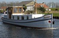 LUXE MOTOR 14.87 Recreatievaartuig, Ex-professionele motorboot