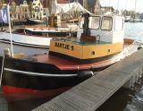 SLEEPBOOT MARTJE 1 Werkboot, Ex-bateau de travail SLEEPBOOT MARTJE 1 Werkboot à vendre par De Haan & Broese