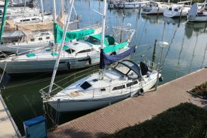Catalina 28, Sailing Yacht Catalina 28 for sale by Schepenkring Lelystad