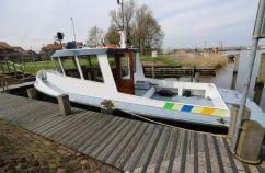 Inspectievaartuig 10.10, Ex-professionele motorboot Inspectievaartuig 10.10 for sale by Schepenkring / Jachtmakelaardij Lelystad