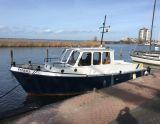 Inspectievaartuig Vlet, Ex-commercial motor boat Inspectievaartuig Vlet for sale by Schepenkring / Jachtmakelaardij Lelystad