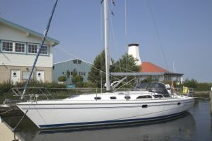 Catalina 42 MKII, Segelyacht Catalina 42 MKII for sale by Schepenkring Lelystad