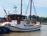 Woon Recreatieschip Vakantieschip, Парусная лодка, приспособленная для жилья Woon Recreatieschip Vakantieschip для продажи Scheepsmakelaardij Fikkers