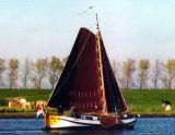 Tjalk Groninger Tjalk, Bateau à fond plat et rond Tjalk Groninger Tjalk à vendre par Scheepsmakelaardij Fikkers